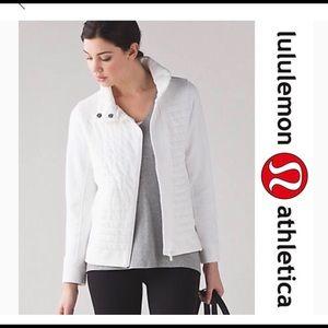 Lululemon Fleece Be True Jacket